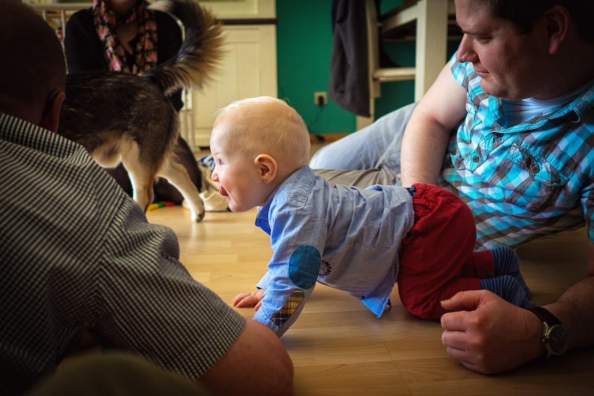 Kinderfotos zuhause mit Kinderfotografin Solingen