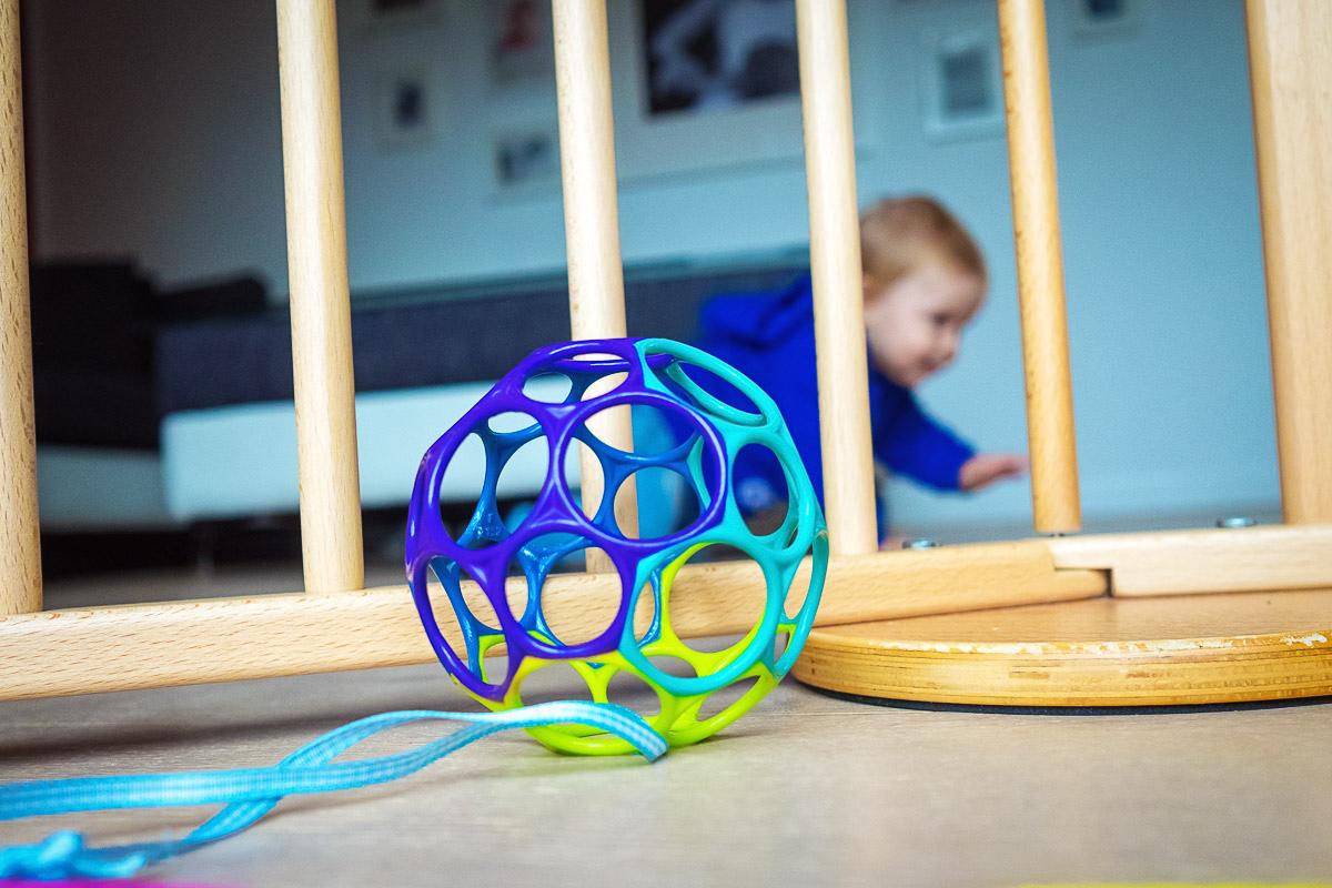 Kinderspielzeug in Alltag Familienreportage
