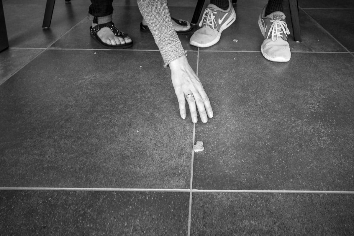 Muter sucht Kekse fürDay in a Life Fotoreportage Solingen