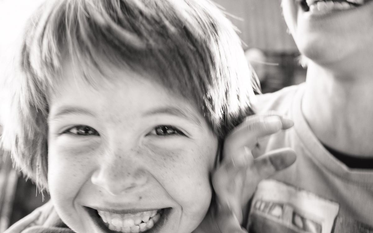 Ein Nachmittag im Grünen - Kinderfotografie Solingen