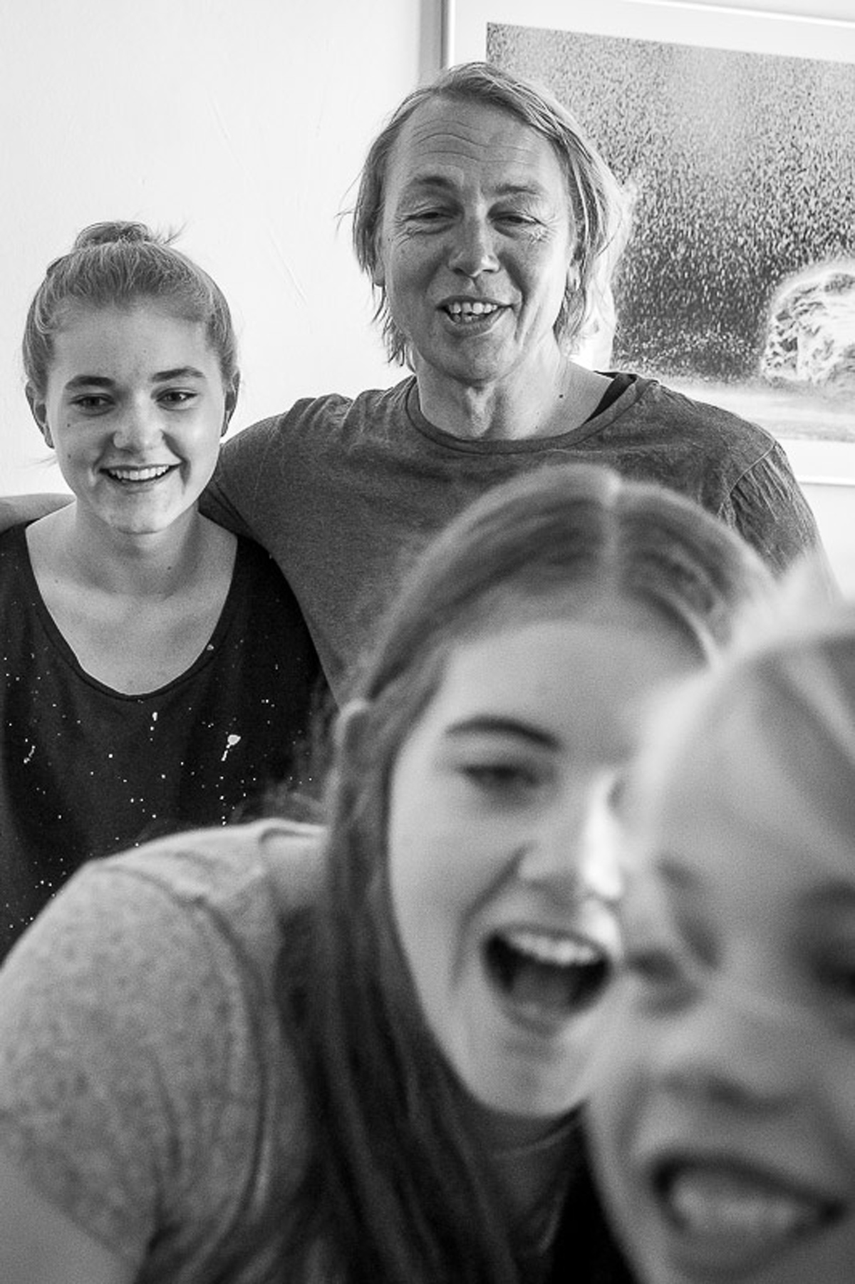 nteressante Familienfotos zuhause Wuppertal