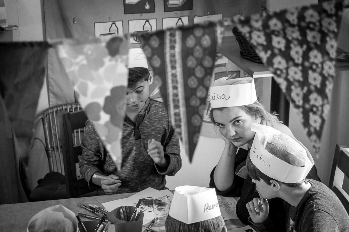 Kulturrucksack Solingen mit Familienfotografin