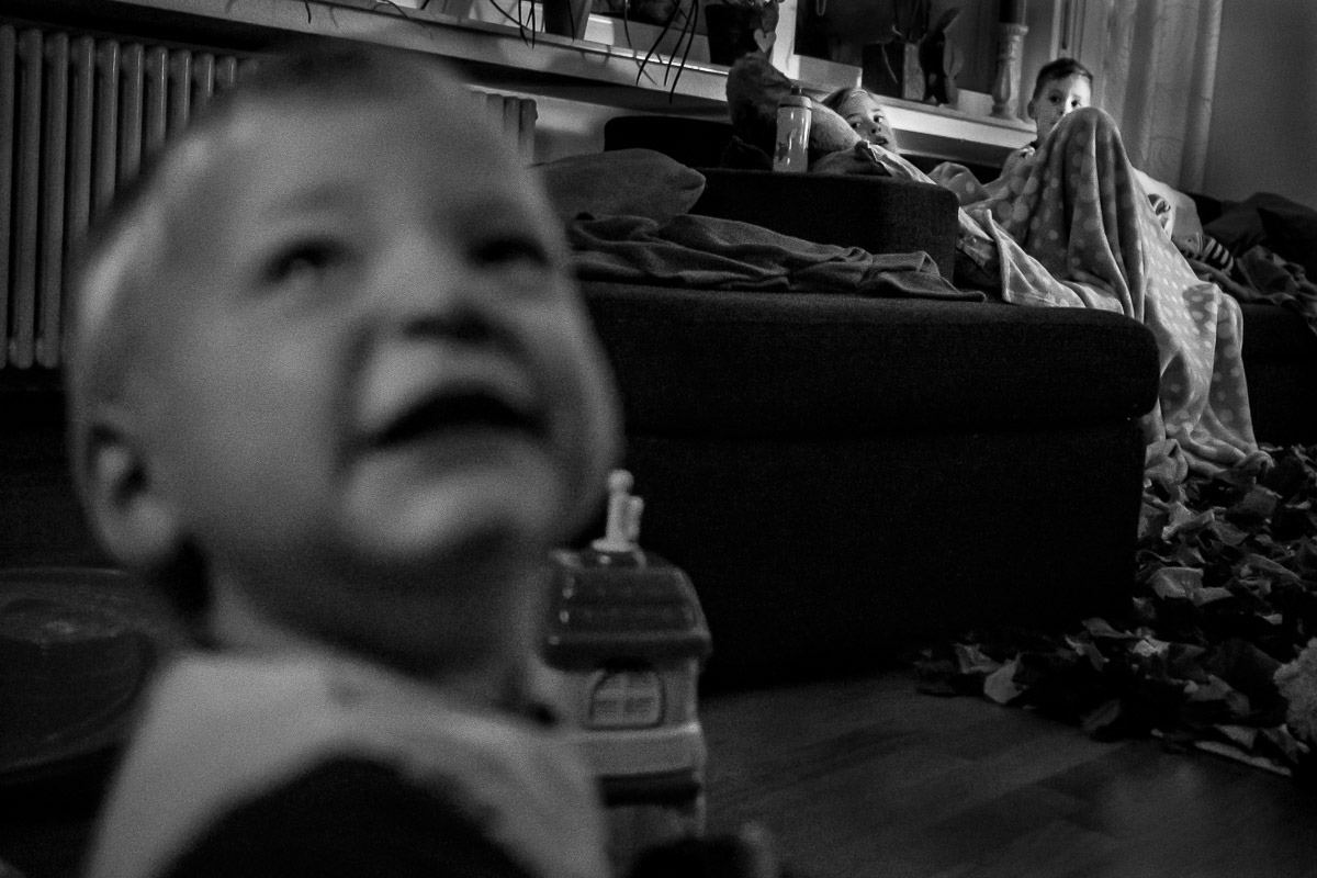 Day in a life Familienreportage Solingen