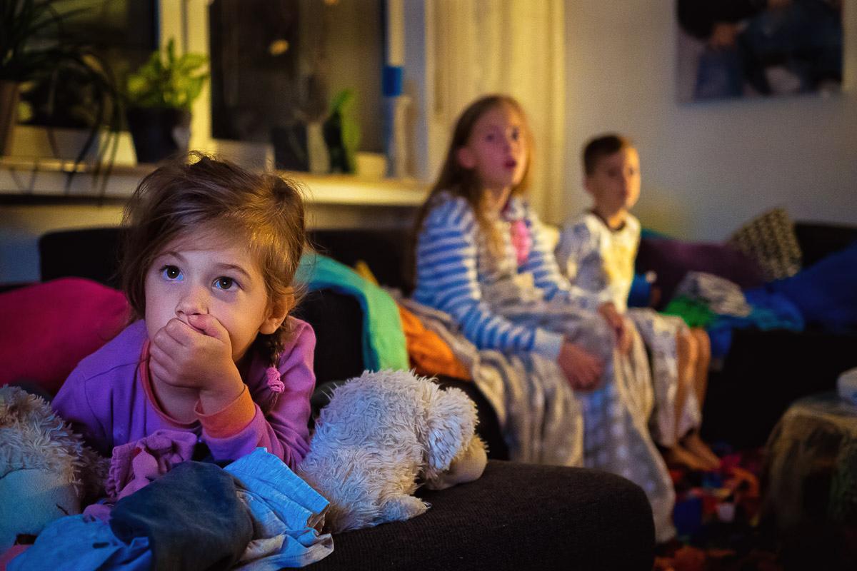 Familienfotos im eigenen zuhause Solingen