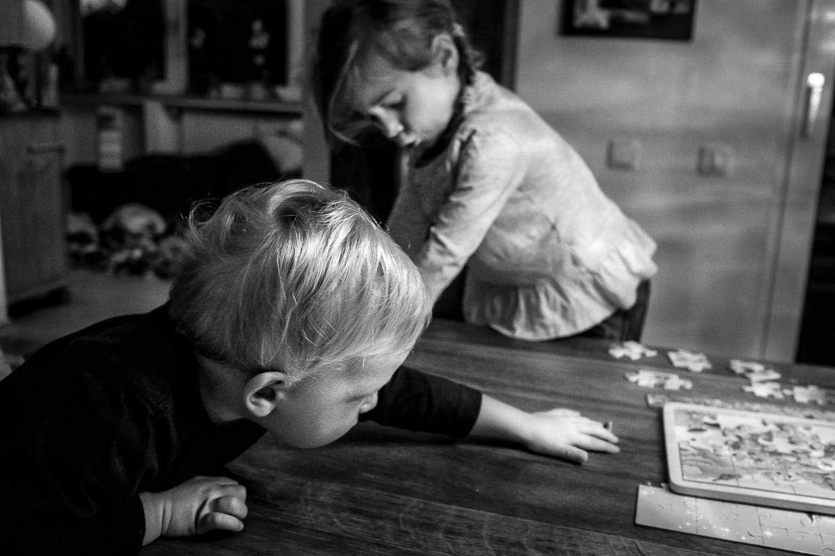 Familienfotograf Solingen zuhause