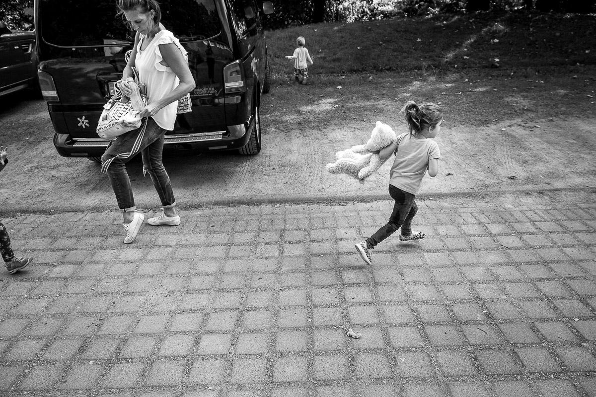 Familienfotos unterwegs Fotograf