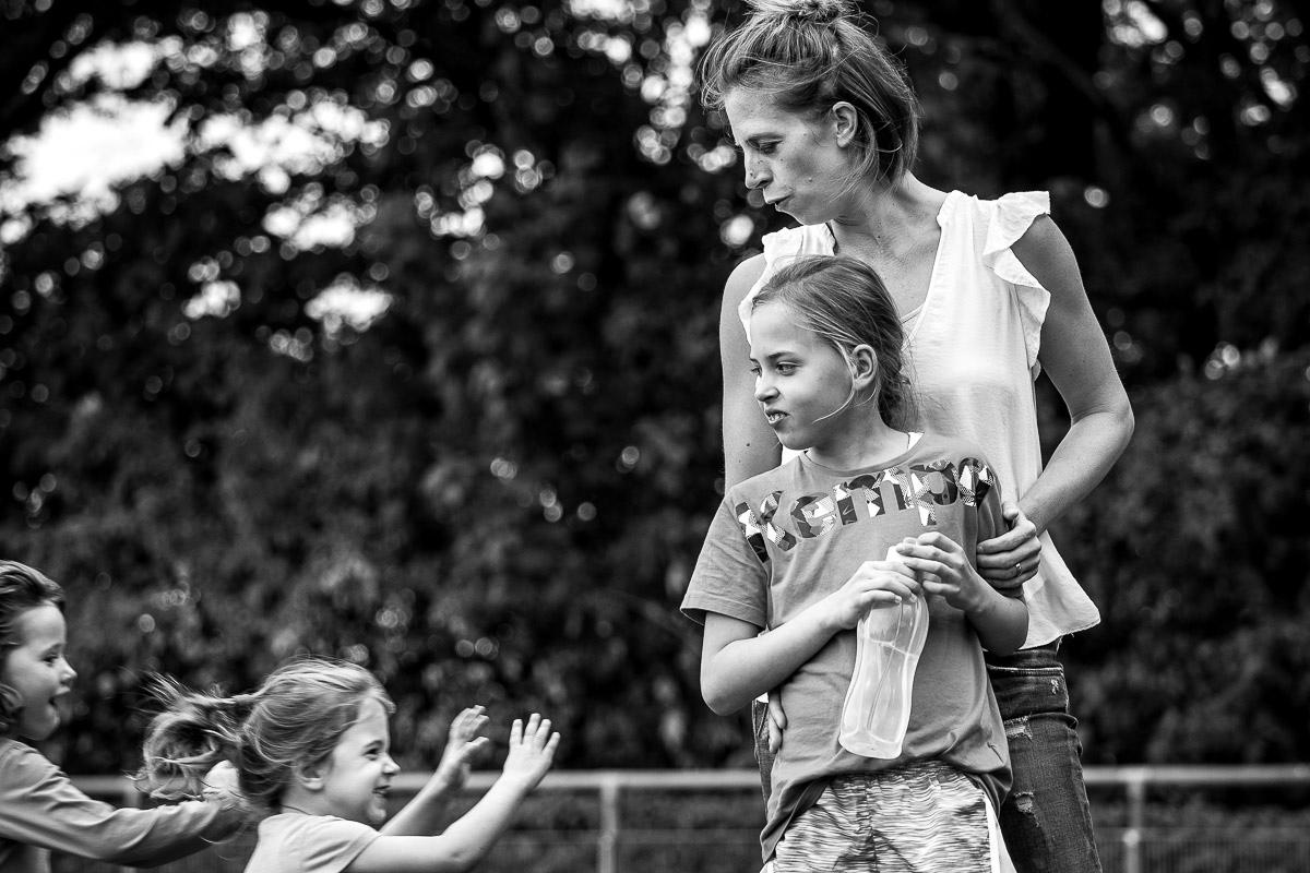 Familienfotos zuhause Köln Fotograf