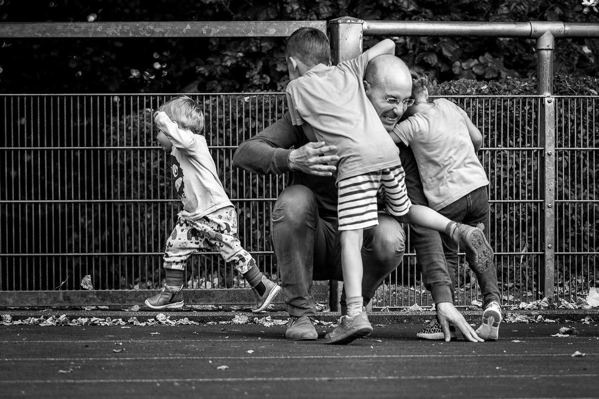 Familienfotos Großfamilie