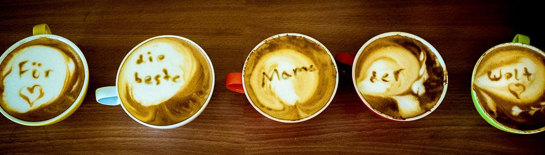 Gutschein Familienfotos zum Muttertag