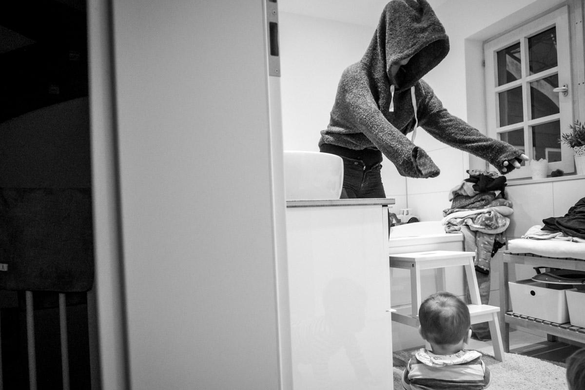 Mit Mama im Bad Kinderfotograf Katrin Küllenberg