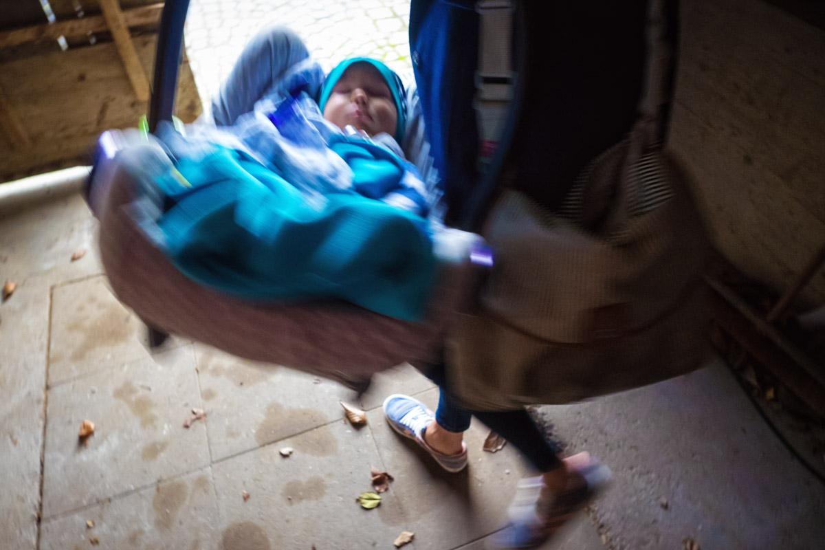 Reisen mit Baby und Familienfotograf Solingen