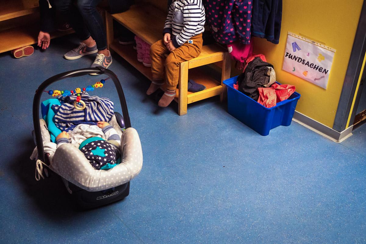 Day in the Life Kinderfotos Kindergarten
