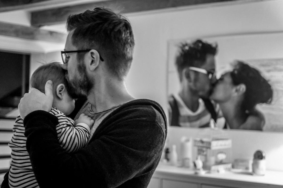 Interview für Joyeux Bazar zu Day in the Life Familienfotos