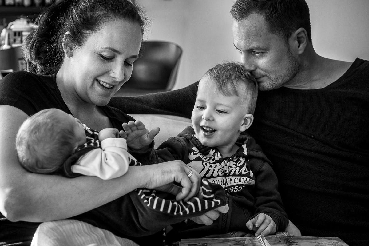Familienfotos mit Baby Solingen