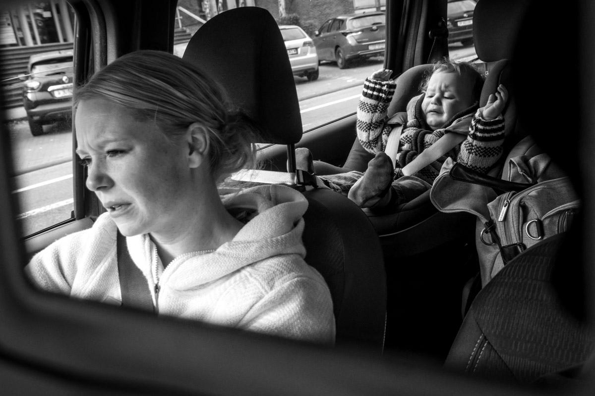 Autofahren mit Kindern Familienreportage