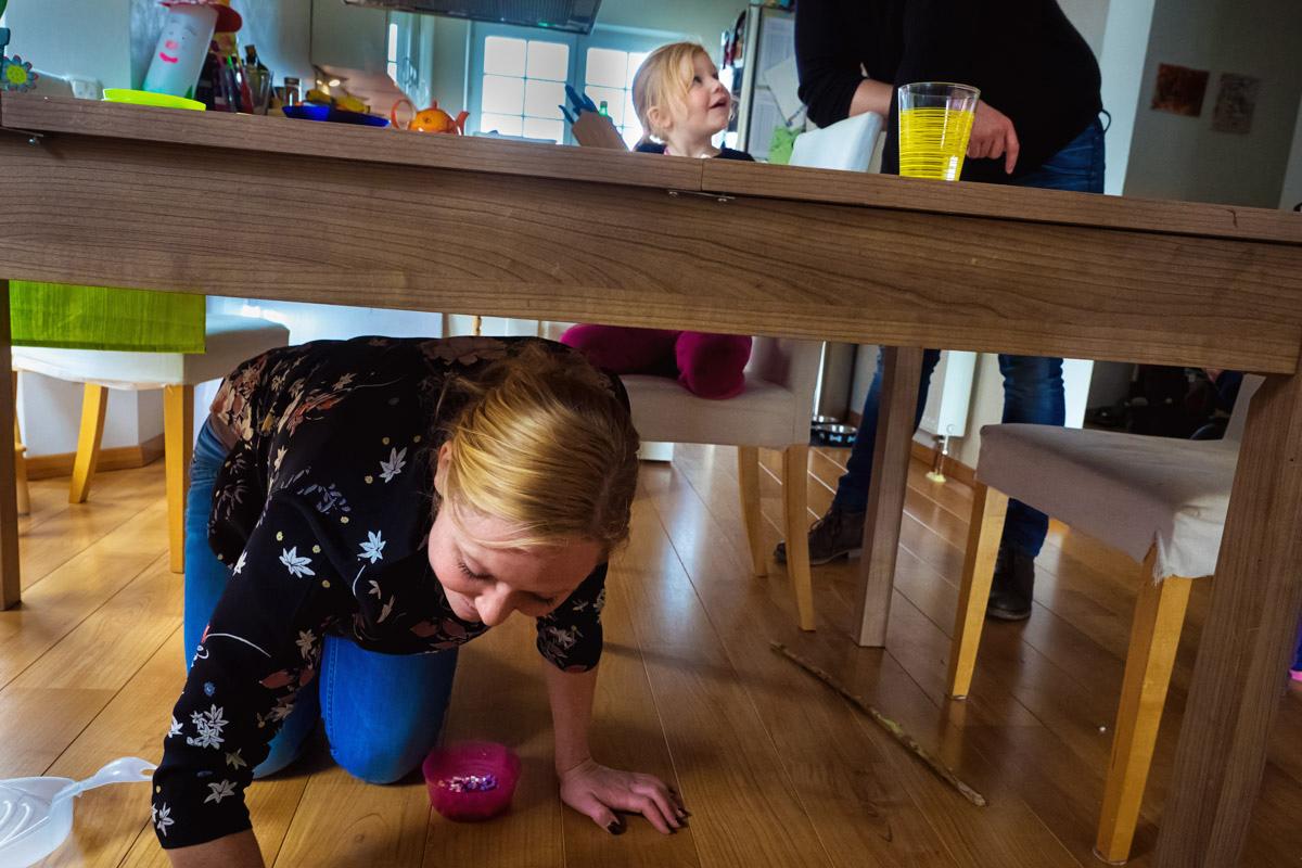 Dokumentarische Familienfotografie Deutschland