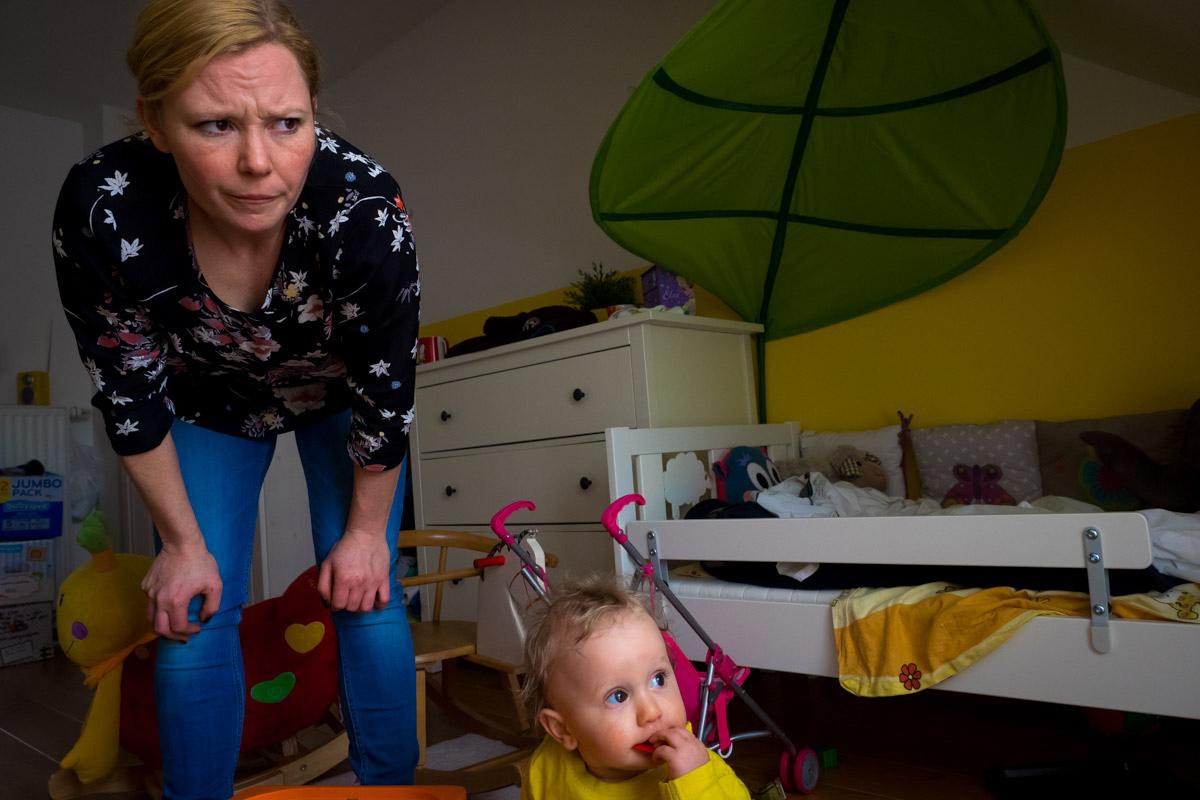 Dokumentarische Familienfotografie Düsseldorf