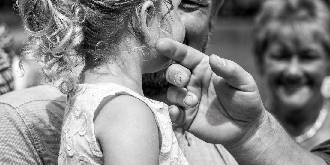 Taufe im Sommer mit Familienfotograf