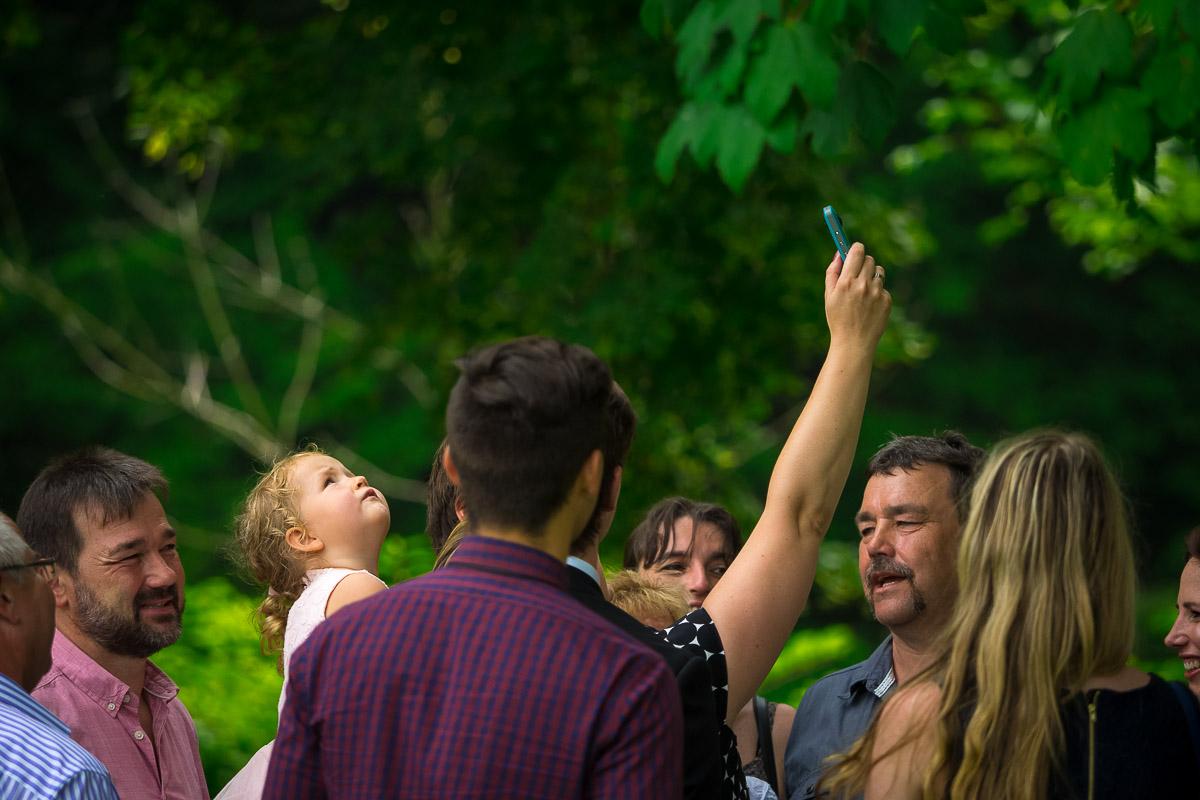 Familienfeier mit Familienfotograf Solingen