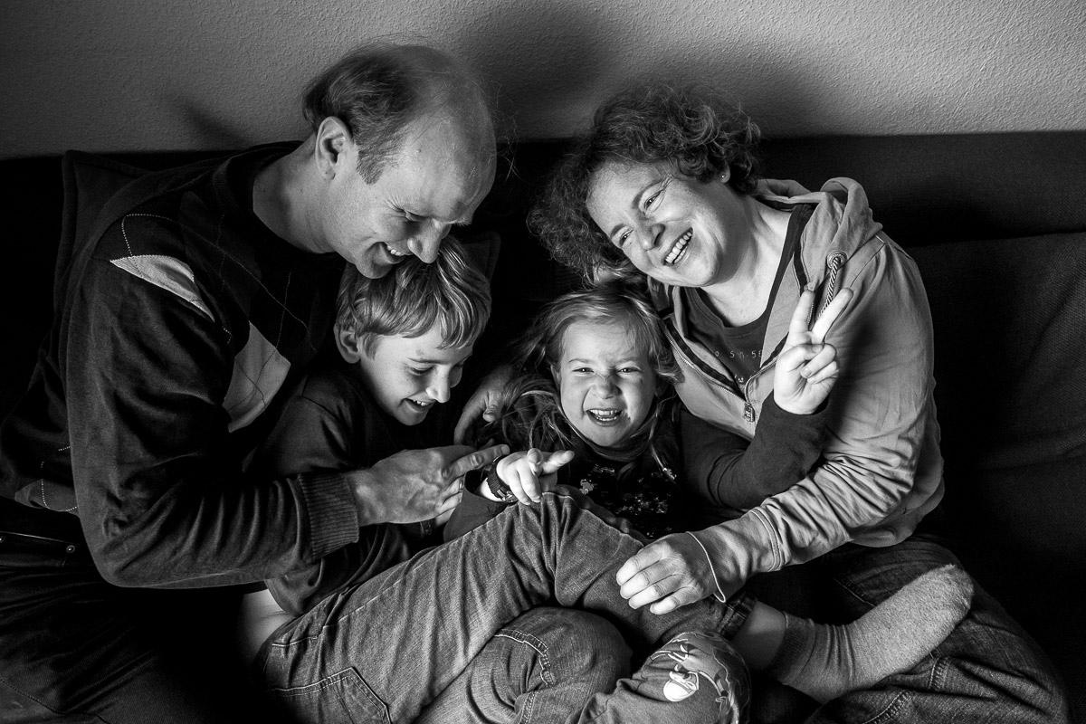 Familienreportage für Memories for Families