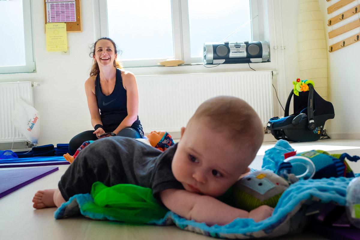 fit dank Baby Kurs Düsseldorf