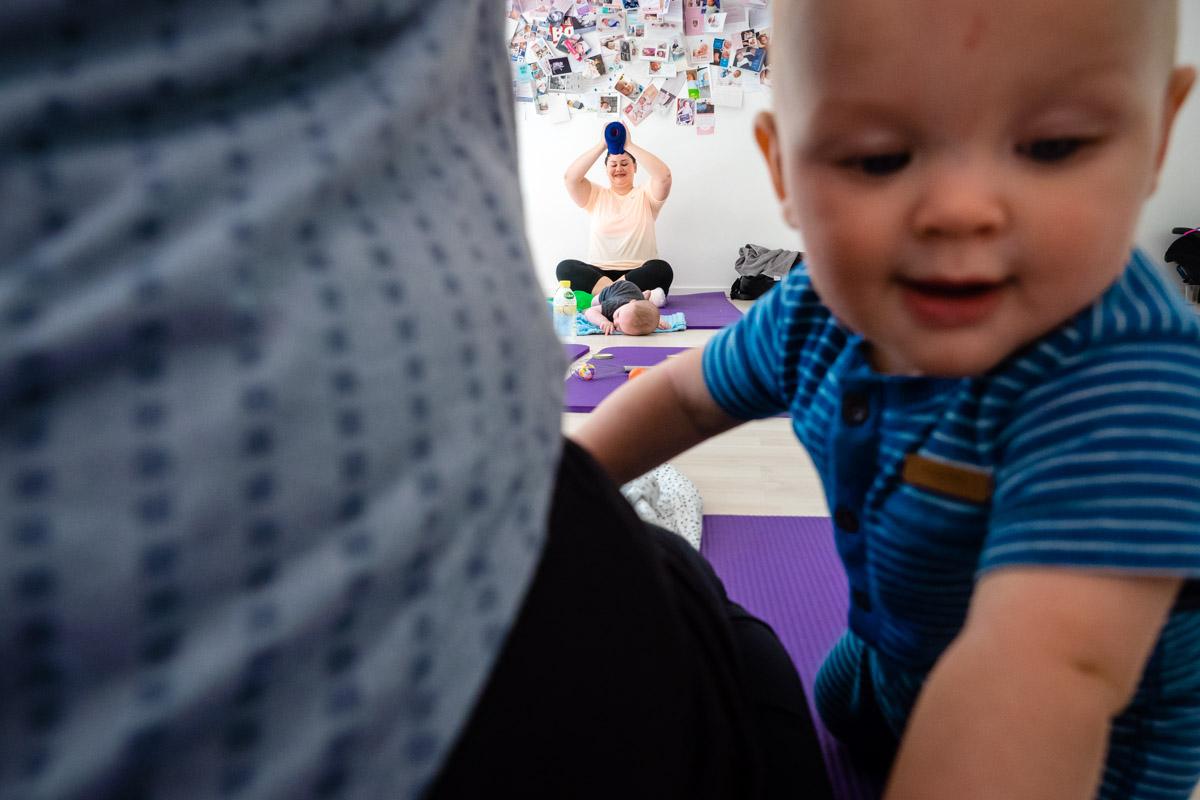 Sport mit Baby Solingen