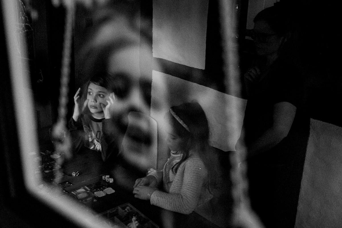 Dokumentarische Familienfotografie Köln