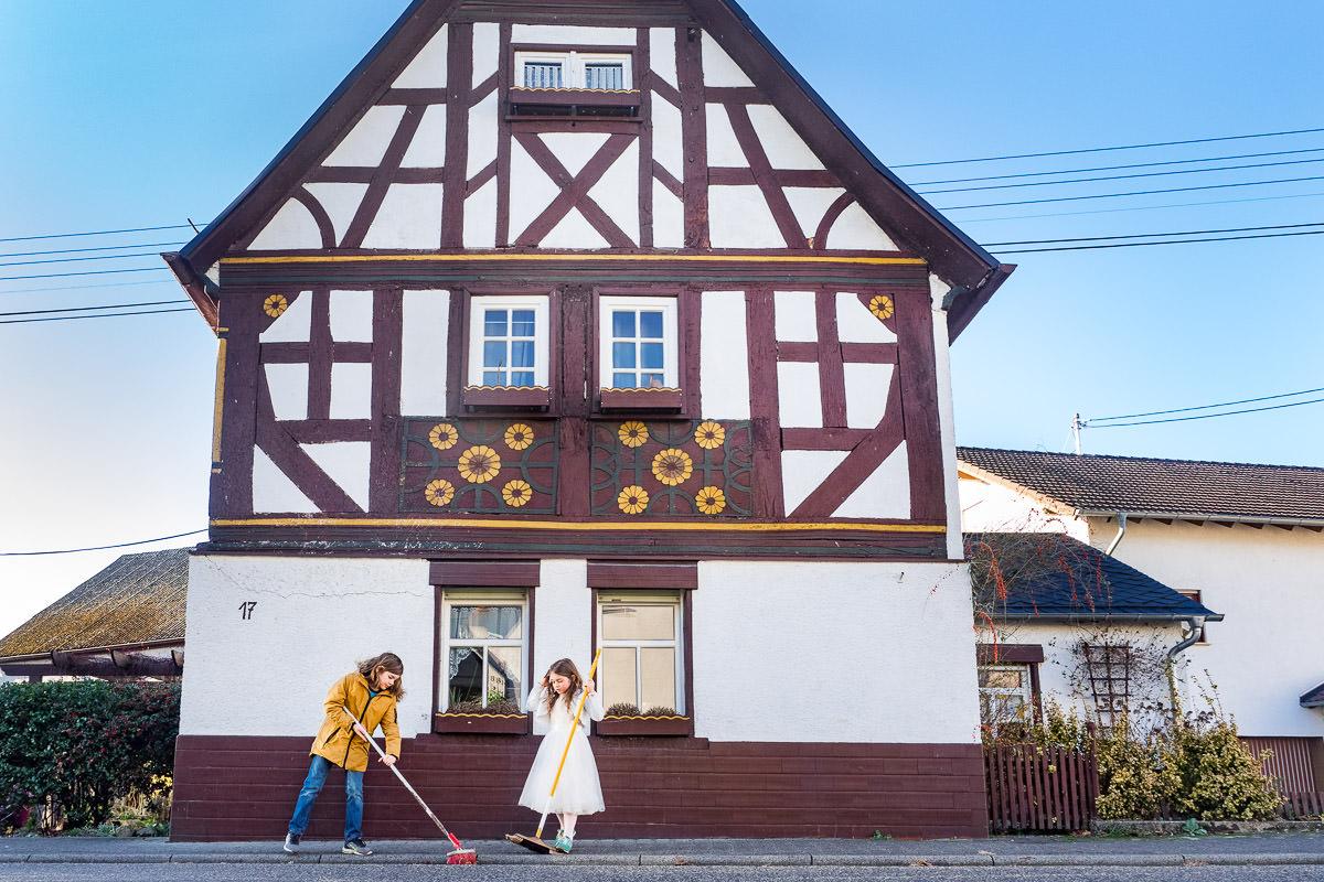 Dokumentarische Familienfotos Düsseldorf
