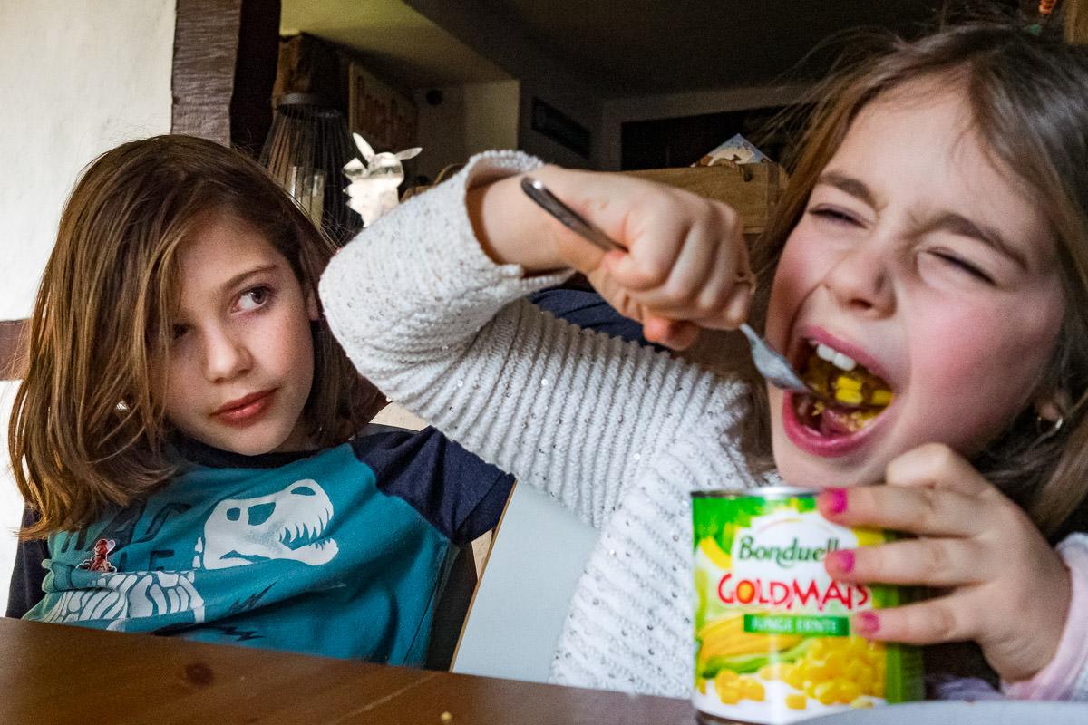 Kinderfotograf kommt nach Hause Duesseldorf
