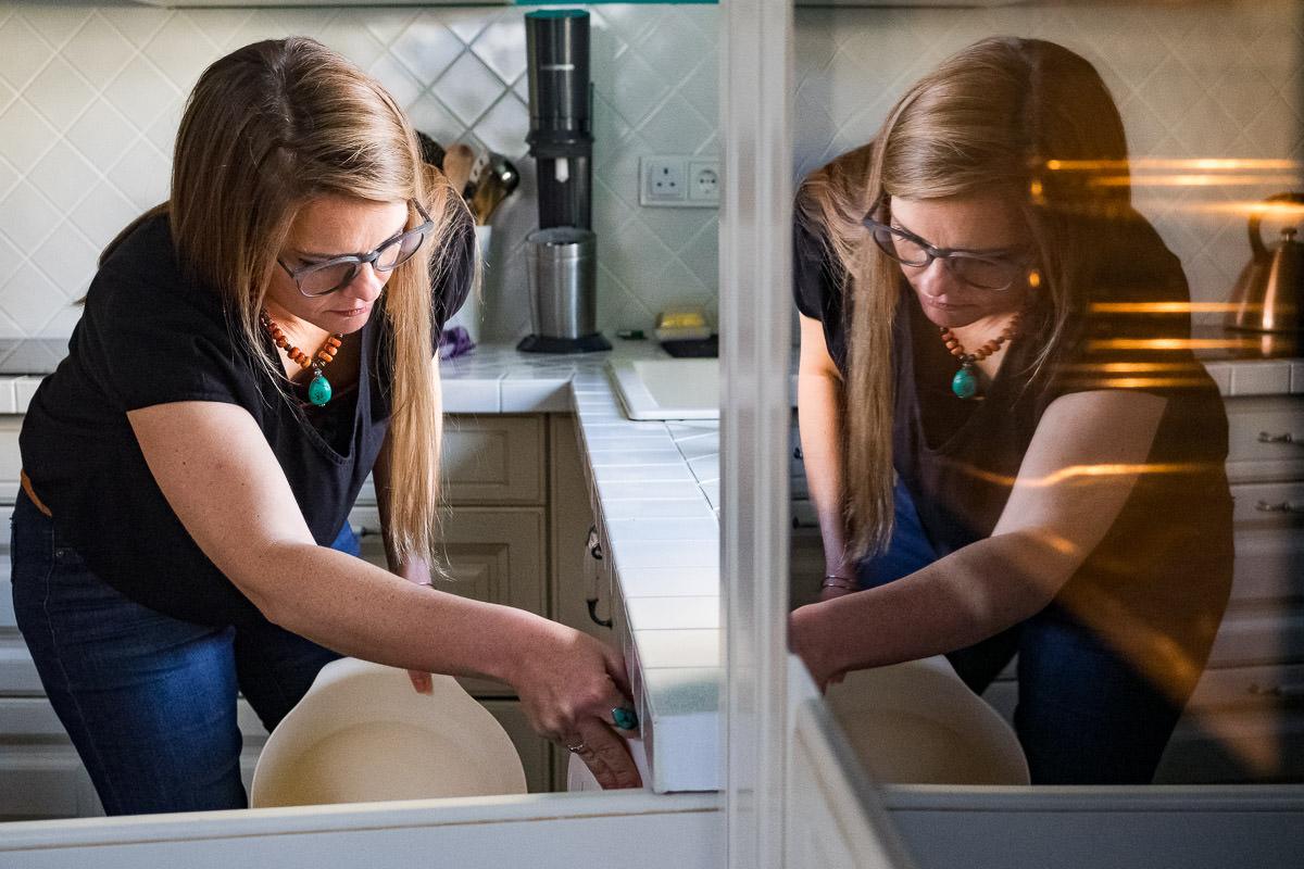 Kochen mit Kindern Familienfotograf