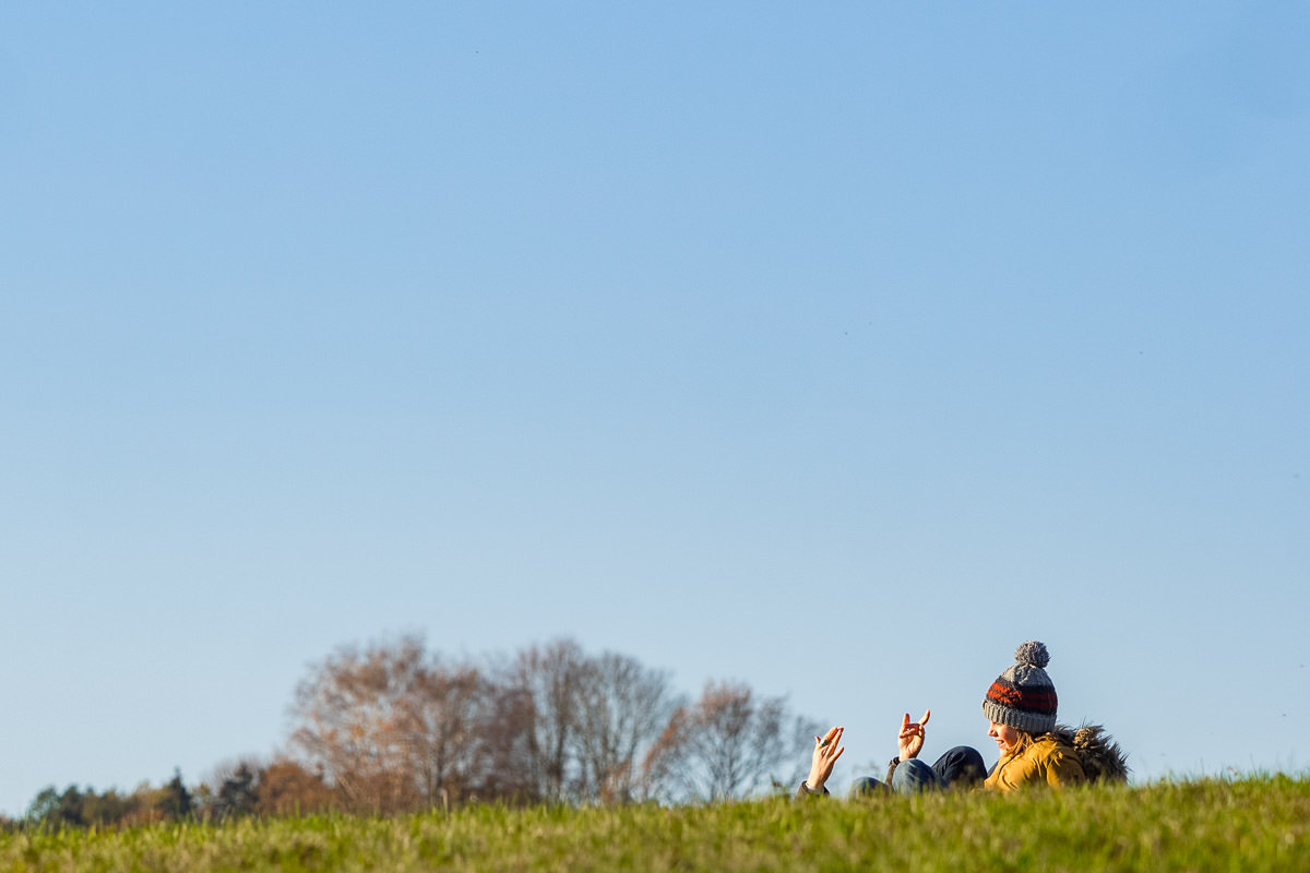 Winterfotos mit Kindern Familienfotograf Duesseldorf