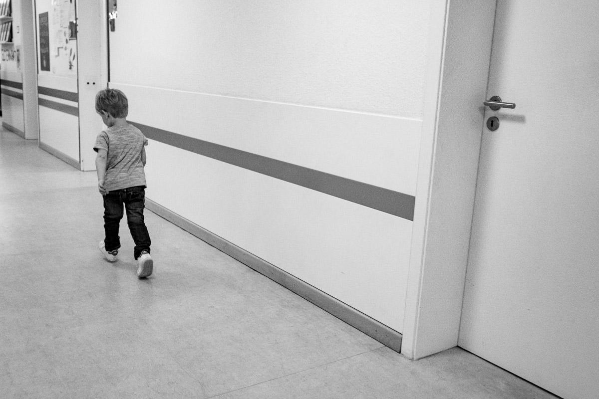 Abholen Kita Familien Fotoshooting Koeln