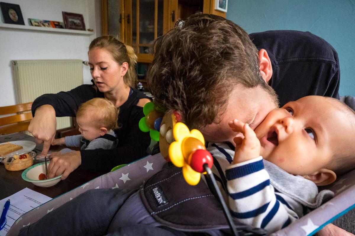 Leben in Grossfamilie Solingen gFamilienfotograf Solingen