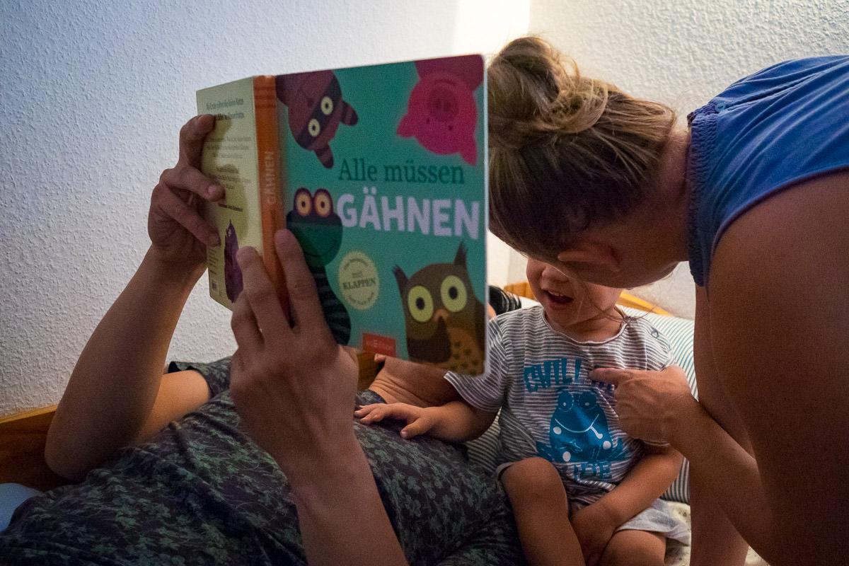 Gutenacht Geschichte für Kinder Kinderfotograf Solingen