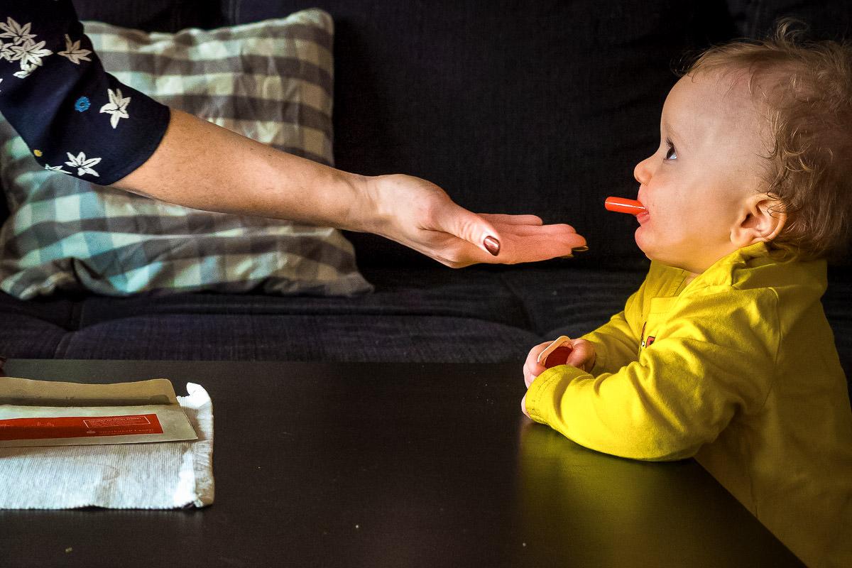 Fotoshooting zum Muttertag