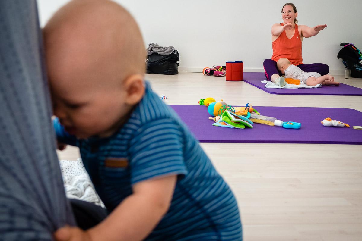 Mama und Baby Fitness Solingen
