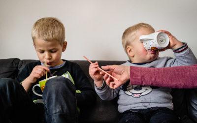 Eine Überraschung für Papa – ein Familienfotoshooting als Geburtstagsgeschenk