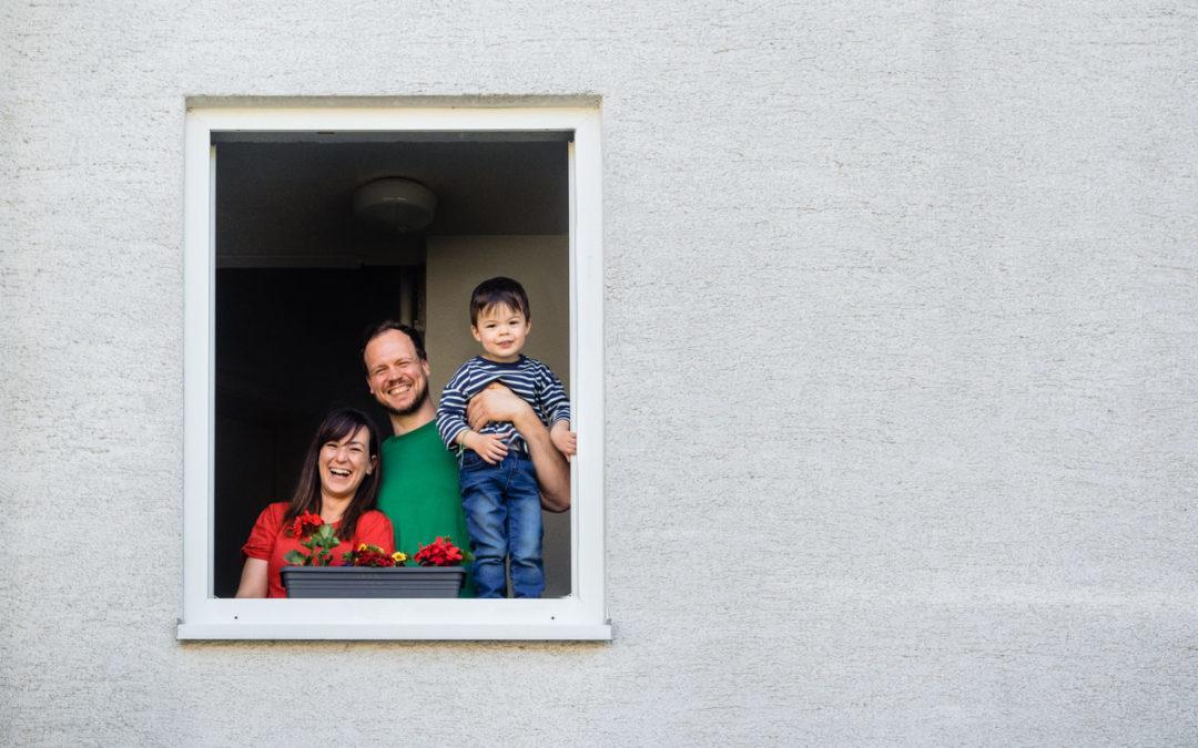 Dürpelporträts – Familienfotos Solingen während Corona