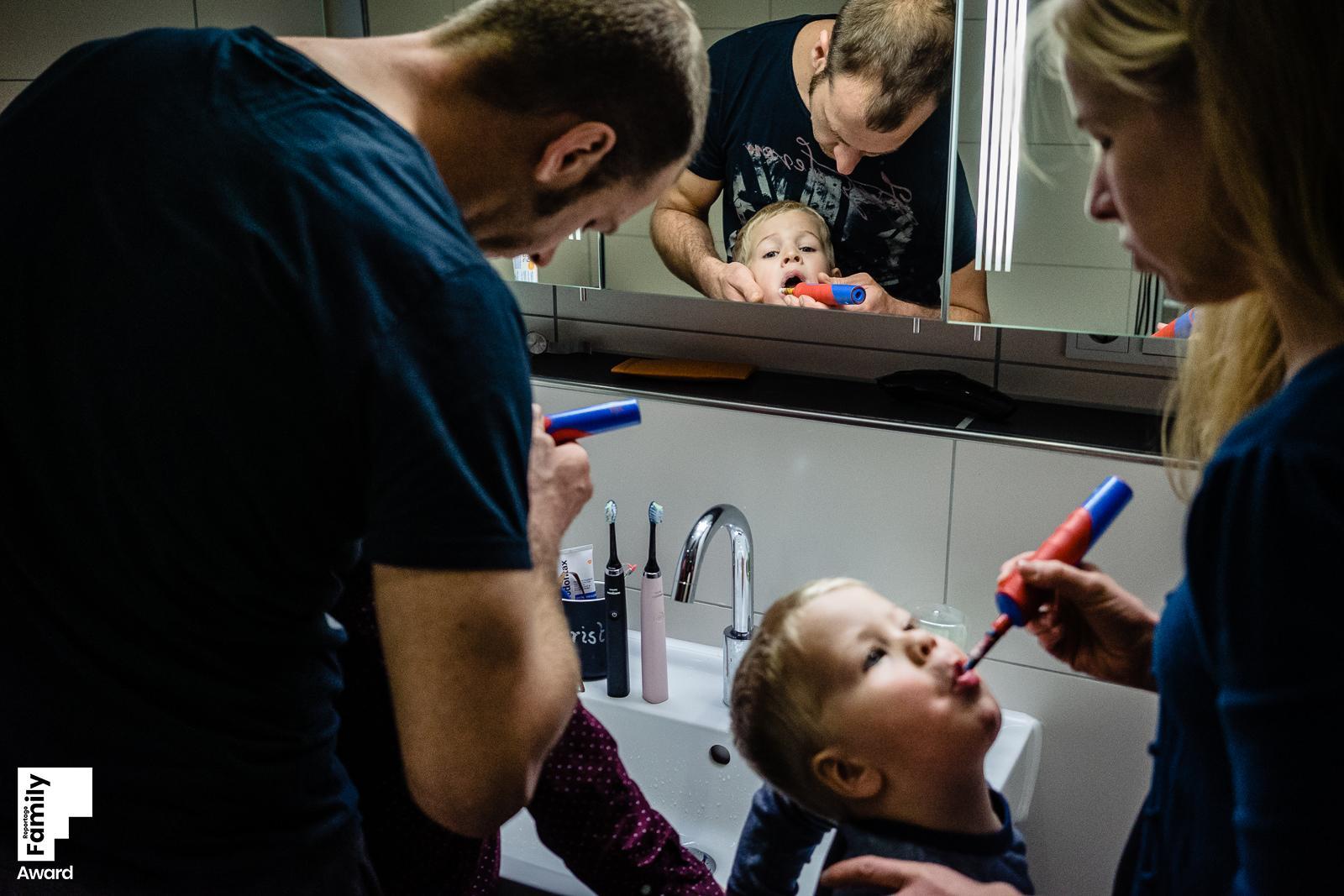 Familienfotograf komm ins Haus Duesseldorf
