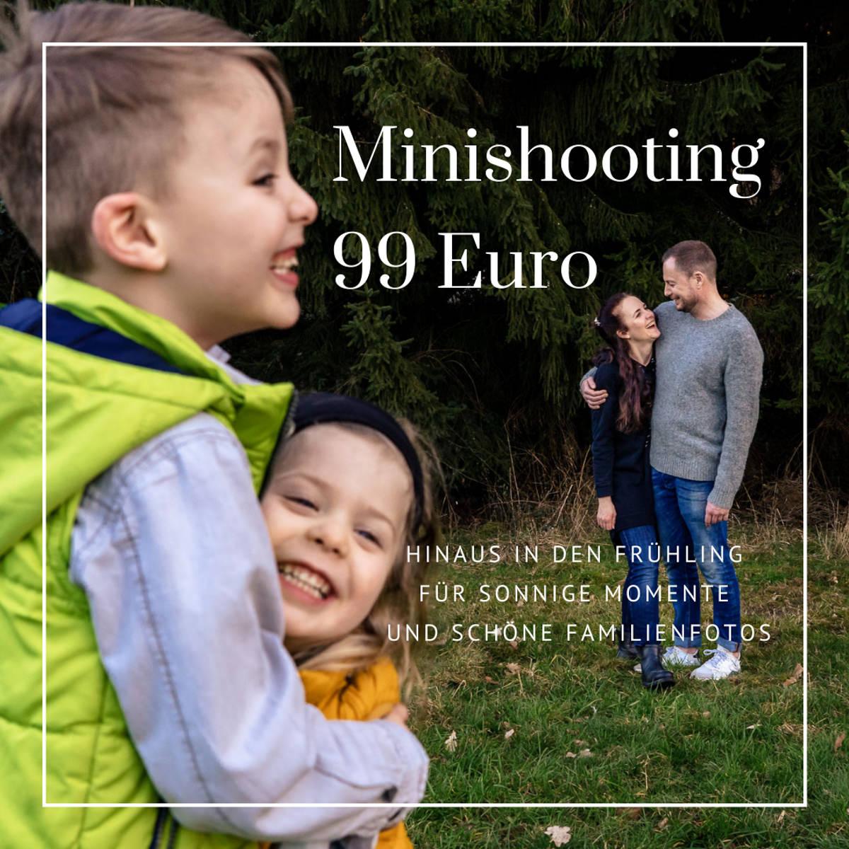 Minisession Fotoshooting für Familien Solingen mit Familienfotograf Solingen