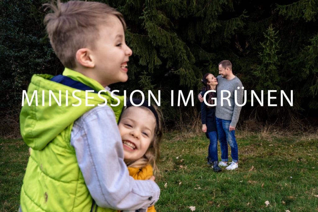 Familienfotoshooting im Freien Solingen mit Familienfotograf Solingen