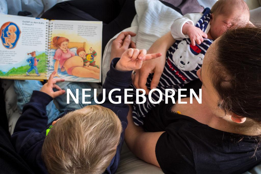 Neugeborenenfotografie Solingen